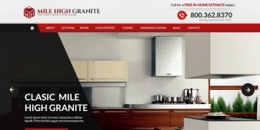 Mile High Granite